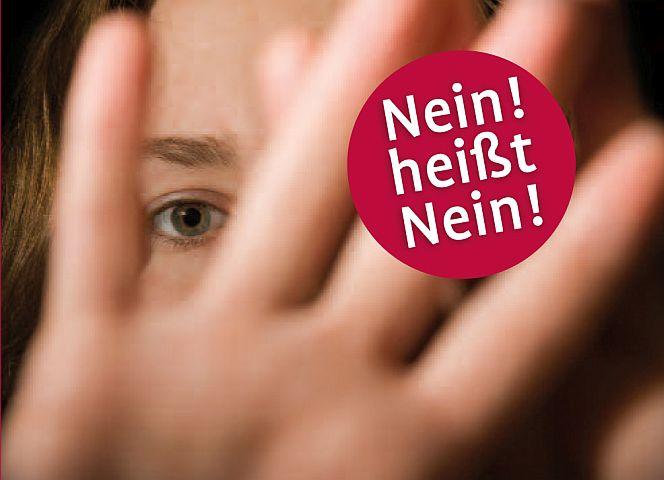 Nein heißt Nein! Offener Brief an Bundeskanzlerin Merkel