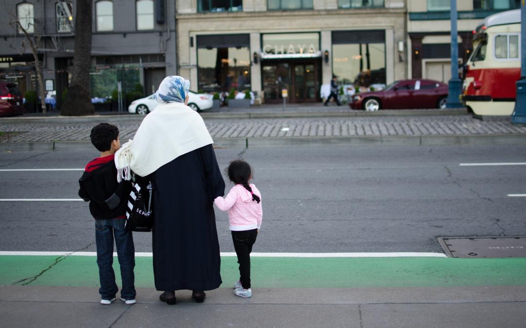 Flüchtlingsarbeit: Frauen und Kinder stärker in den Blick nehmen!