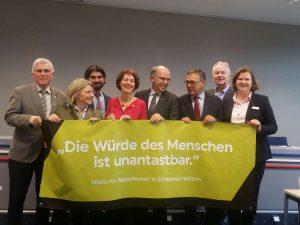 Allianz für Weltoffenheit in Schleswig-Holstein