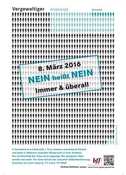 Internationaler Frauentag in Kiel: Aufruf zur Demo