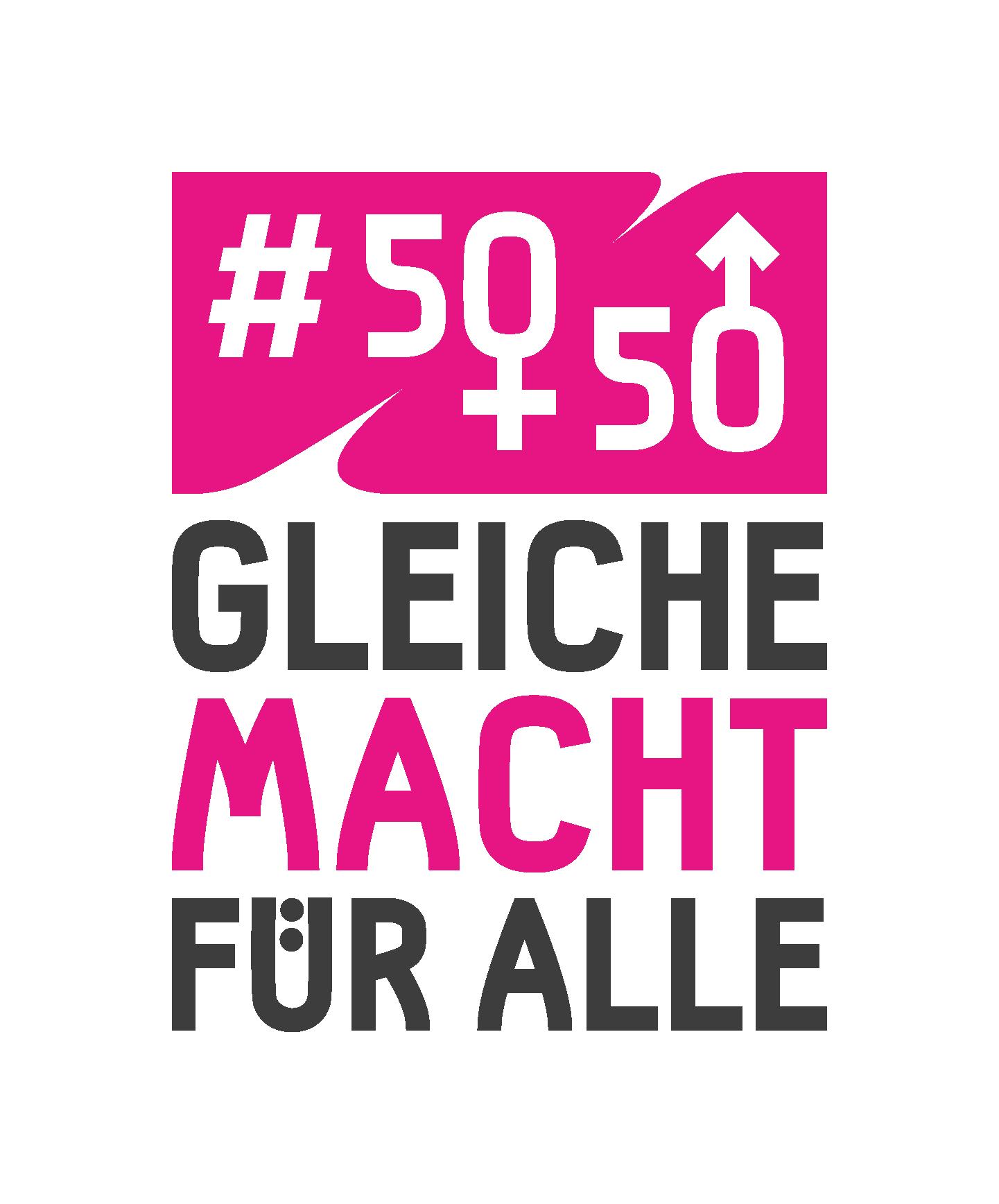 Logo Gleiche Macht für alle