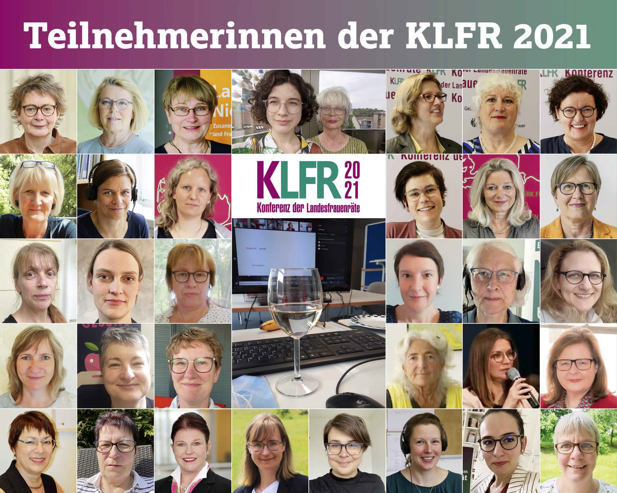 Gruppenbild KLFR